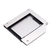 Innoo Tech**2nd Sata HDD Hard Drive Module Caddy for Apple Unibody Macbook 13 15 17 Internal Drive