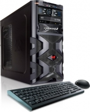 CybertronPC GM2242D Assassin Gaming Desktop (Black)
