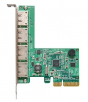 HighPoint RocketRAID 644L External 4 SATA Port PCI-Express 2.0 x4 SATA 6Gb/s RAID Controller  -Lite Version