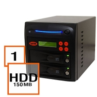 SySTOR 1:1 SATA Hard Disk Drive / Solid State Drive (HDD/SSD) Clone Duplicator/Sanitizer - High Speed (150mb/sec) (SYS201HS)