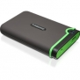 Transcend Information TS500GSJ25M3 500GB Rugged HDD USB 3.0