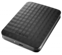 Samsung M3 Portable 500GB USB 3.0 External Hard Drive - Black (HX-M500TCB/G)