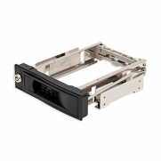 IO Crest 5.25-Inch Tray Less SATA III HDD Mobile Rack SY-MR-35SOF