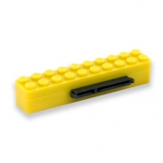 Cavalry CABD2B-Y 2.5 Bulldog Series USB 3.0 Hard Drive Docking Bridge - Yellow