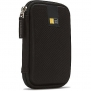 Case Logic Portable Hard Drive Case, Black