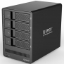 ORICO 9548U3 4 Bay USB 3.0 HDD Enclosure for 3.5-inch Hard Drive - Black
