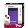 Transcend Information - 2TB External HDD USB 3.0