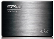 Silicon Power Velox V60 240GB SATA 6.0 Gb/s 2.5 inch Solid State Drive (SSD) SP240GBSS3V60S25