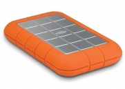 LaCie Rugged Hard Disk Triple 1 TB USB 3.0 Firewire 800 (2x) Portable Hard Drive 301984