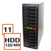 SySTOR 1:11 SATA Hard Disk Drive (HDD/SSD) Duplicator/Sanitizer - High Speed (150mb/sec)